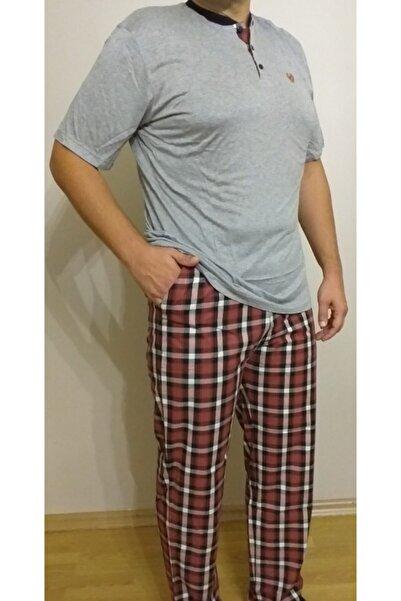 Marilyn Pijama Erkek Bordo Pijama Takımı