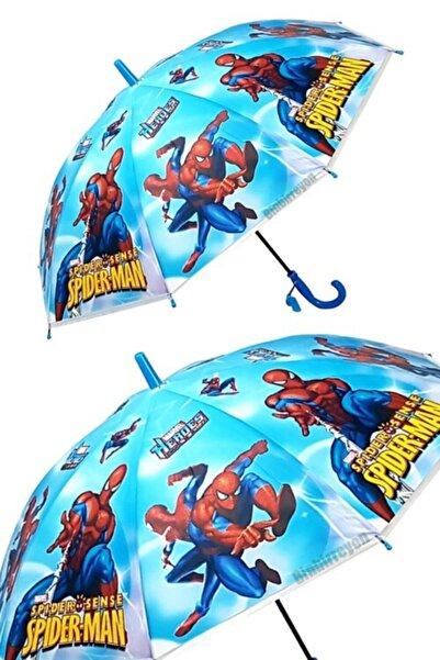 Binbirreyon Çocuk Şemsiyesi Düdüklü Otomatik Çocuk Şemsiyesi Dh121-9