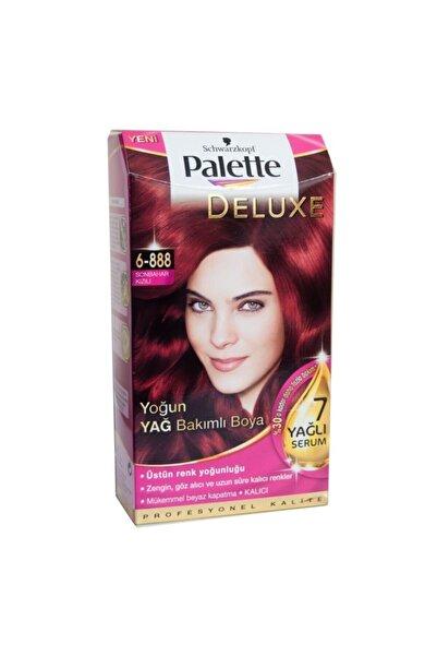 Palette Saç Boyası 6-888 Sonbahar Kızılı