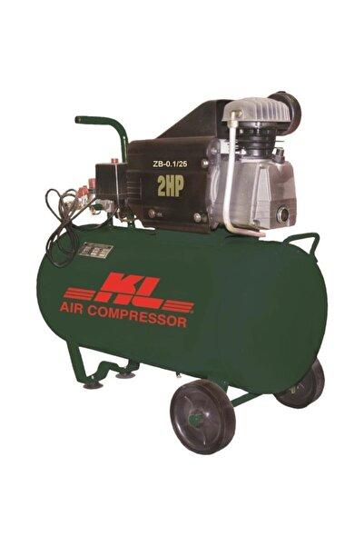KLPRO Kl Klk25 Hava Kompresörü 2hp 24lt 8 Bar