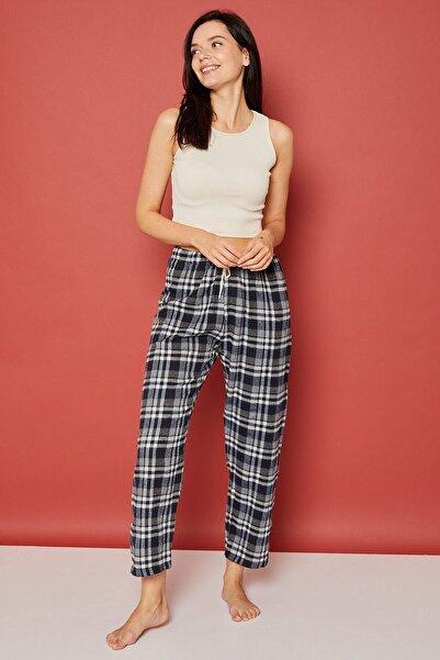 Arma Life Kadın Lacivert Pijama Altı