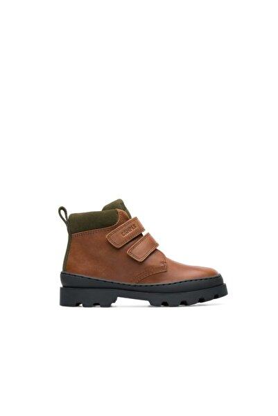 CAMPER Unisex Çocuk Kahverengi Casual Ayakkabı K900226-002