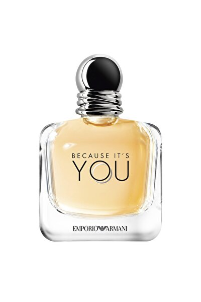 Emporio Armani Because It'S You Kadin Eau De Parfum 100 ml 3605522041486