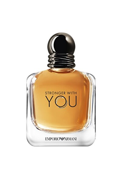 Emporio Armani Stronger With You Edt Erkek Eau De Toilette 100 ml 3605522040588