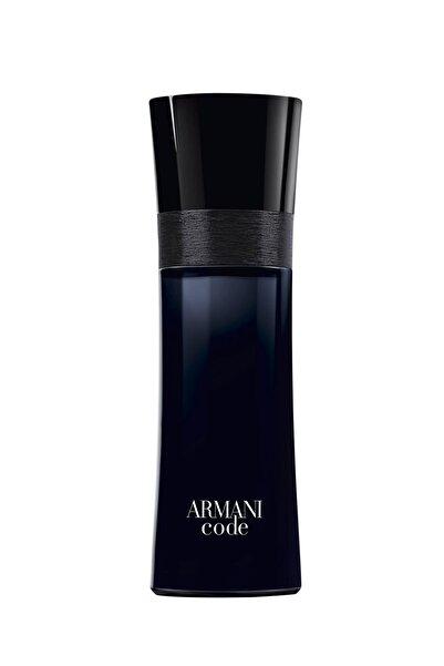 Giorgio Armani Code Homme Erkek Eau De Toilette 75 ml 3360372100522