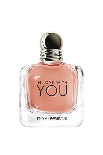 Emporio Armani In Love With You Kadin Eau De Parfum 100 ml 3614272225671