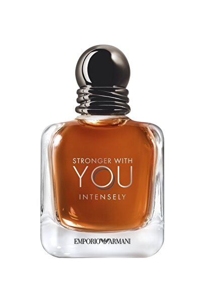Emporio Armani Stronger With You Intensely Erkek Eau De Parfum 50 ml 3614272225701