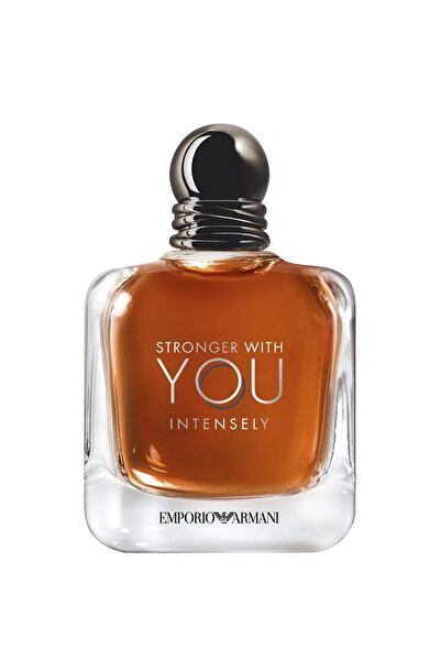 Emporio Armani Stronger With You Intensely Erkek Eau De Parfum 100 ml 3614272225718