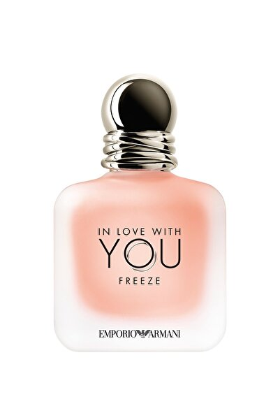 Emporio Armani In Love With You Freeze Kadin Eau De Parfum 50 ml 3614272889484