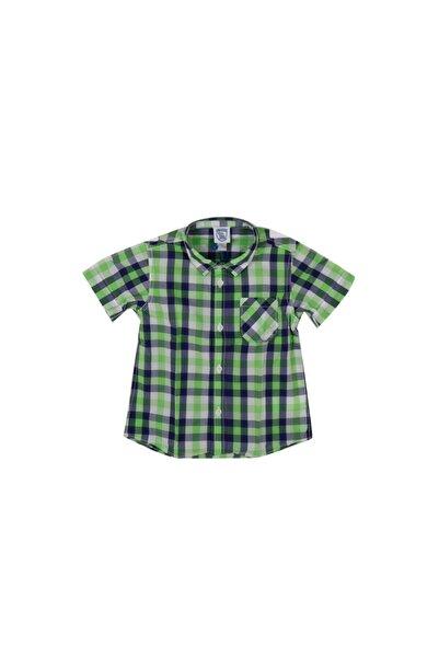 Chicco Çocuk Yeşil Günlük Gömlek   9066455 053