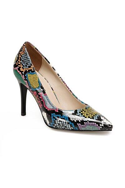 Butigo Kadın Mavi Gova Ayakkabı