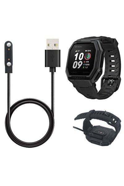 Techmaster Xiaomi Amaz Fit Ares A1908 Akıllı Saat Manyetik Saat Şarj Cihazı
