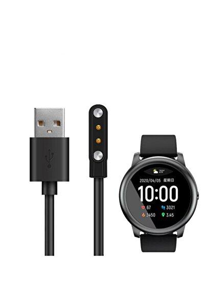 Techmaster Xiaomi Haylo U Solar Ls05 Akıllı Saat Manyetik Saat Şarj Cihazı