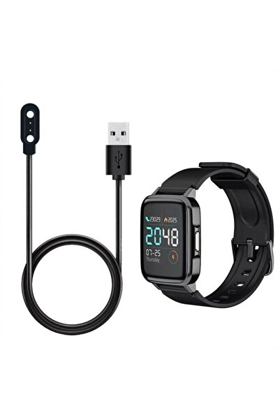 Techmaster Xiaomi Haylo U Akıllı Saat Manyetik Saat Şarj Cihazı