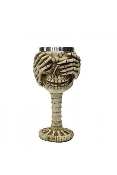 NESİL Kurukafa Kupa Bardak Dekoratif Hediyelik Hediyelik