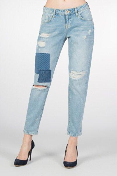Colin's Kadın Mavi Denim Pantolon Cl1020881 893 Julıa