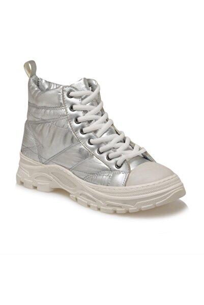 Butigo Davis Gümüş Kadın Sneaker