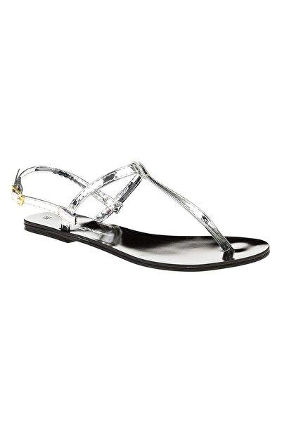 David Jones Kadın Lame Parmak Arası Sandalet