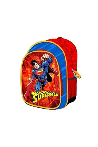 Umur Trendix Justice League Superman Iki Gözlü Anaokulu Çantası