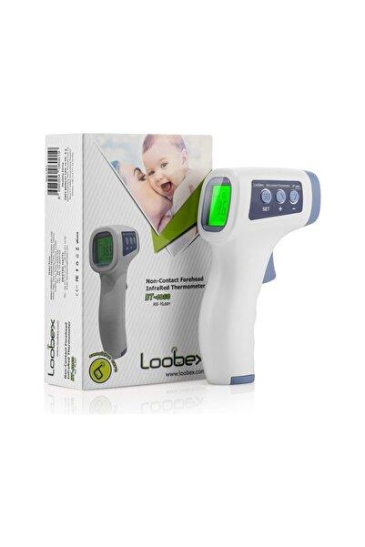 Loobex Dt-4060 Vücut Ve Alından Temassız Kızılötesi Ateş Ölçer