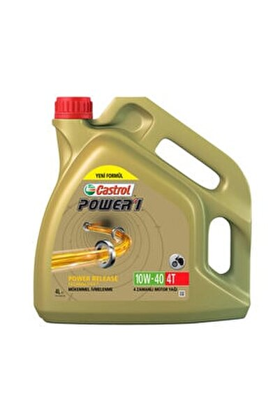 Power 1 4t 10w-40 4 Litre