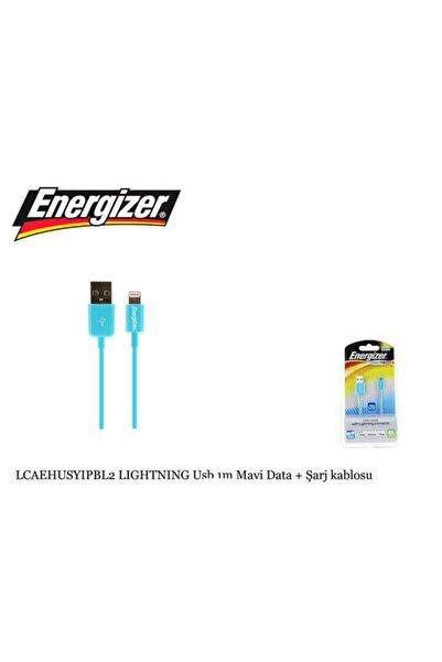 Energizer Lcaehusyıpbl2 Lıghtnıng Usb 1m Mavi Data