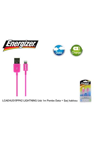 Energizer Lcaehusyıppk2 Lıghtnıng Usb 1m Pembe