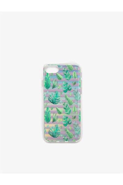 Koton Yeşil Iphone 6-7-8 Telefon Kilifi