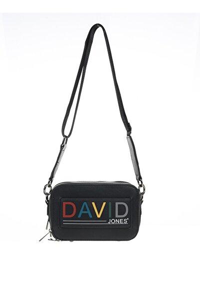 David Jones Kadın Siyah Askılı Çanta