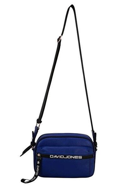 David Jones Kadın Mavi Askılı Çanta