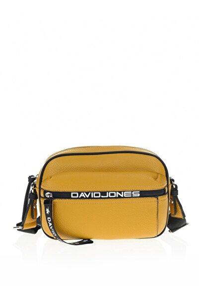 David Jones Kadın Sarı Askılı Çanta