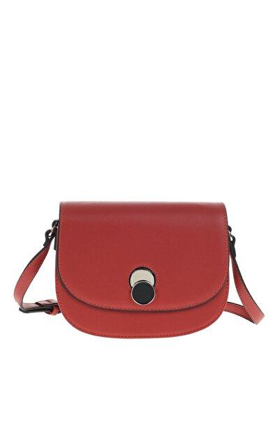 David Jones Kadın Kırmızı Askılı Çanta