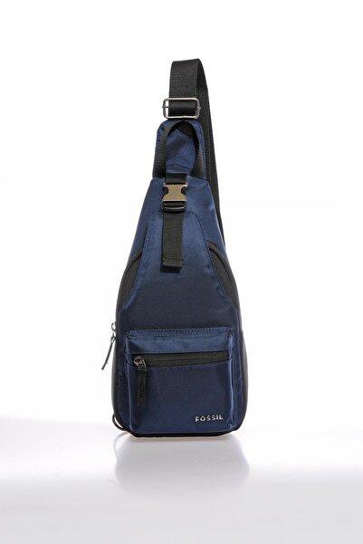 Fossil Fscr064950 Lacivert Unısex Body Bag