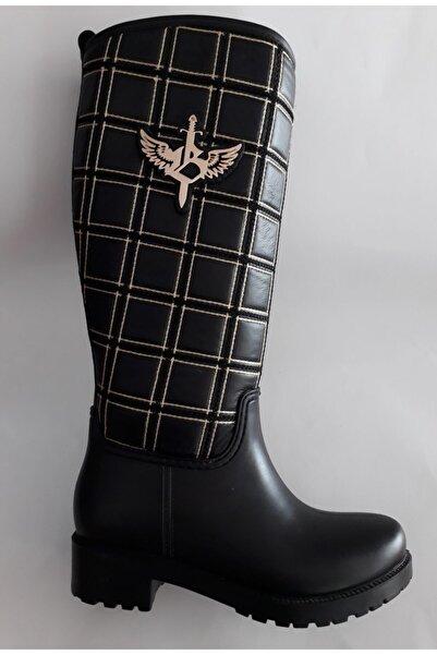 AROW Kadın Siyah Çizme