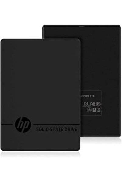 Taşınabilir Ssd 1tb P600 Siyah