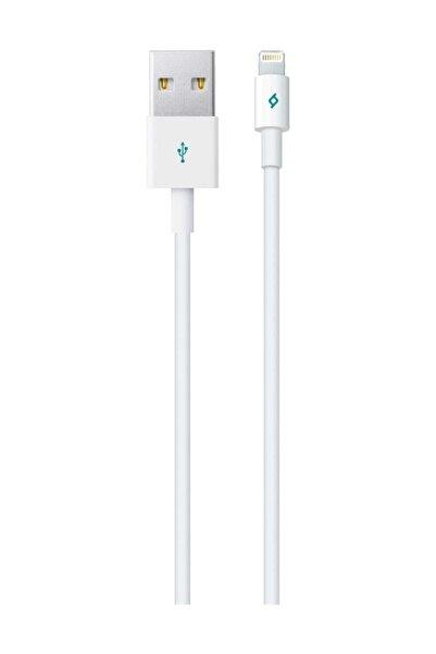 Ttec 2dk7508B Lightning IP5/6/7 Beyaz Kablo