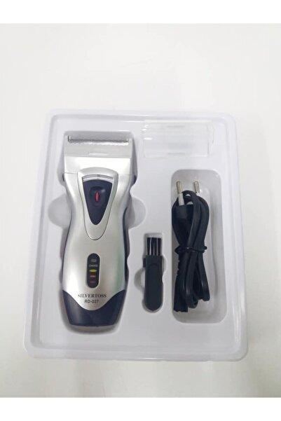 Ricardo Silver Toss Rd 027 Pratik Tasarruflu Saç Sakal Kesme Traş Makinesi