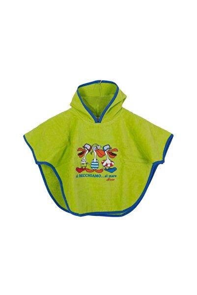 Chicco Bebek Bornozu Yeşil 09040789 055