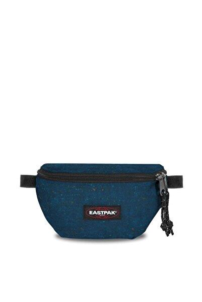 Eastpak Unisex Mavi Springer Bel Çantası Vfe-ek000074a50