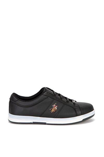 U.S. Polo Assn. Sıyah Erkek Ayakkabı