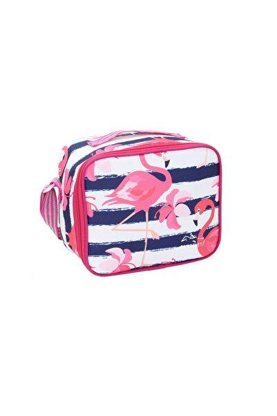 Cambridge Polo Club Unisex Pembe Flamingo Termoslu Beslenme Çantası Plbsl80011 216