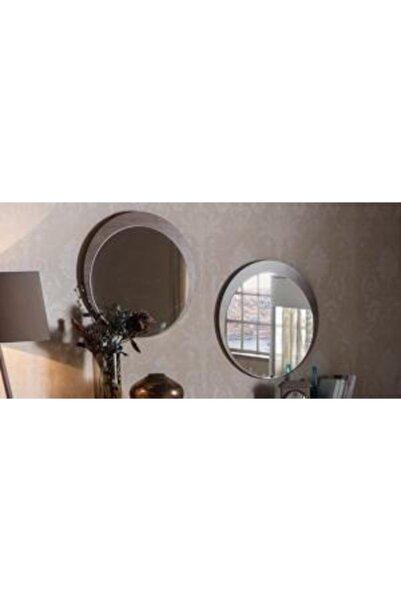 İSTİKBAL Nella Gümüşlük Konsol Büfe Aynası Dekoratif Aynalar