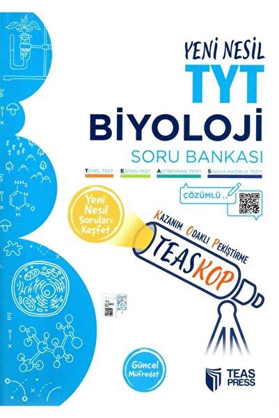 Teas Press Tyt Teaskop Biyoloji Soru Bankası