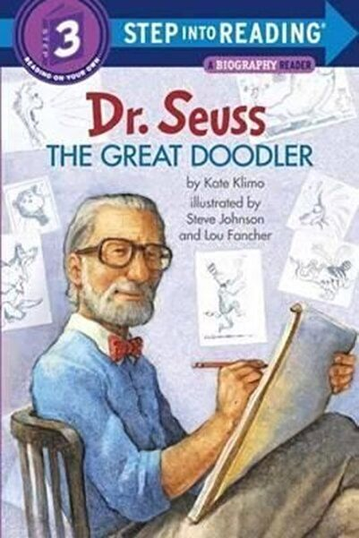 Random House Dr. Seuss: The Great Doodler (step Into Reading) Kate Klimo