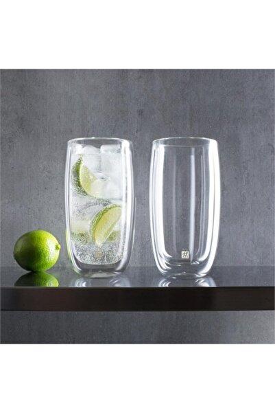 ZWILLING Çift Camlı Su Bardağı 2'li Set