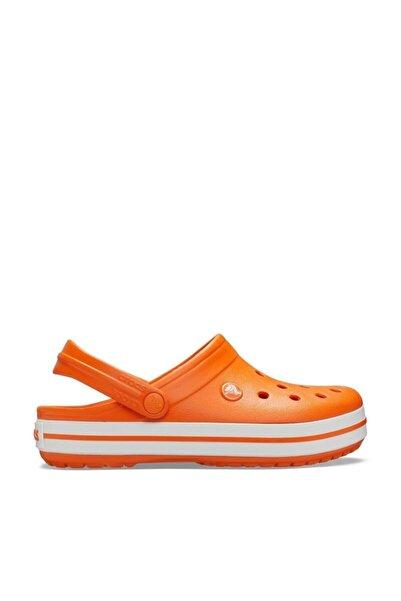 Crocs Kids Unisex Çocuk Turuncu Spor Sandalet