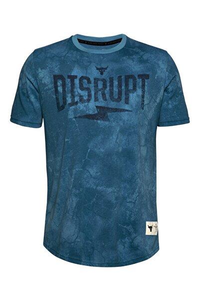 Under Armour Erkek Spor T-Shirt-Ua Project Rock Disrupt Ss - 1357189-446