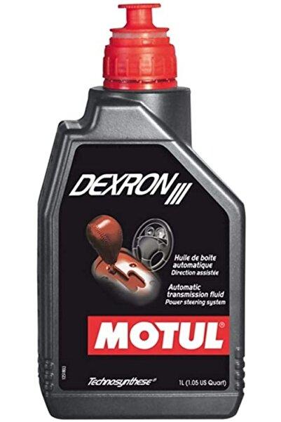 Motul Dexron Iıı Şanzıman Yağı 1l