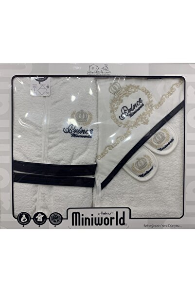 Miniworld Prens Banyo Seti