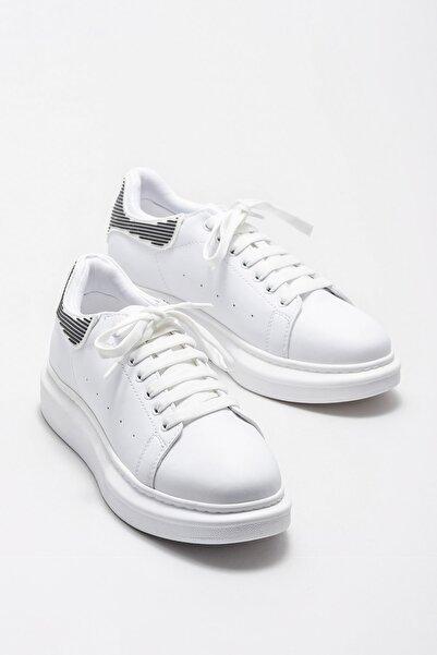 Elle Shoes Braedonn Beyaz Erkek Sneaker 20Ybb628